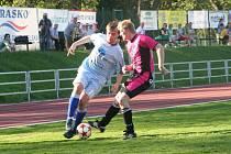 Fotbal Napajedla. Ilustrační foto