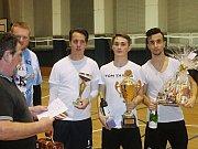 Futsalový Zilmní Orel Cup ve Vyškově poprvé vyhráli Young Boys.