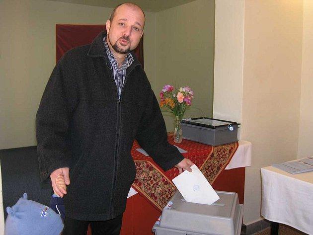 volby v Milešovicích