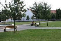 Vyškovská zámecká zahrada. Ilustrační foto