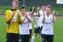 Ve druhém kole moravskoslezské fotbalové ligy (MSFL) porazil nováček MFK Vyškov na domácím trávníku 1. SK Prostějov 6:3.