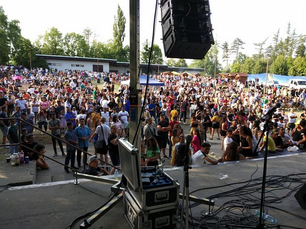Rodinná romská kapela zVyškova už vystupovala po celém Česku.