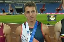 Sebastian Hajzler, AK AHA Vyškov, český reprezentant a dvojnásobný mistr ČR 2020