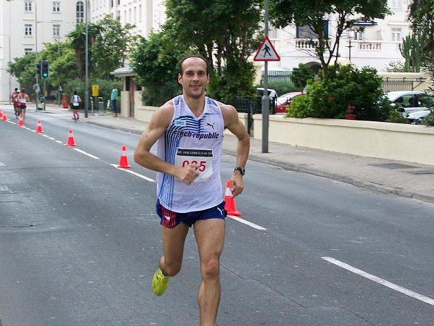 Vyškovský ultramaratonec Adamec si výborně vedl v běhu v Gibraltaru.