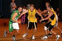 Vyškovští basketbalisté - ilustrační foto.