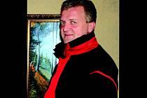 Novou galerii si v Rychtářově otevřel výtvarník Zdeněk Nadymáček, který je známý spíš pod pseudonymem Carpin.