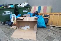 Nárůst objemu odpadu je celorepublikovým trendem. Ilustrační foto