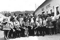 Sbor dobrovolných hasičů v Kroužku