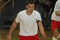 Milan Ševčík dovedl jako kapitán svůj tým v Ostravě k cenné remíze.