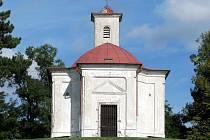 Kaple svatého Urbana se nachází na kopci severovýchodně od Slavkova u Brna.