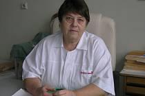 Vyškovská lékařka Blanka Chaloupková.