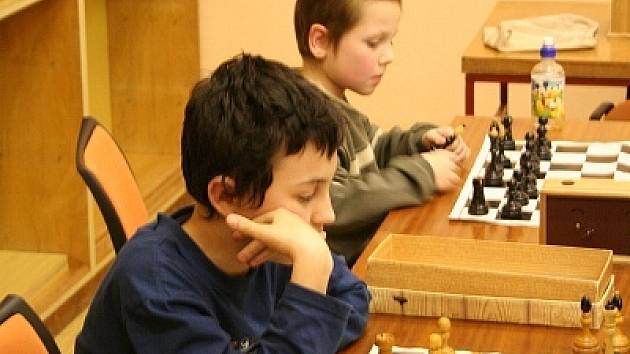 V okresním přeboru  v šachách bojovalo celkem deset škol z vyškovského okresu.
