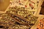 Návštěvníci festivalu ochutnají desítky druhů čokolád.