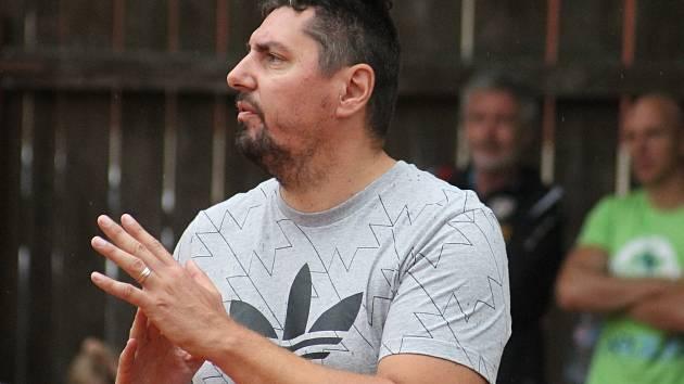 Volejbal TJ Sokol Bučovice muži I. liga Zbyněk Čížek