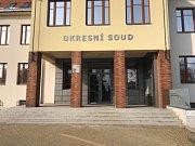 Okresní soud ve Vyškově. Ilustrační foto