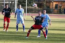 Vyškovští fotbalisté načali jaro porážkou. Zdolala je Vrchovina.