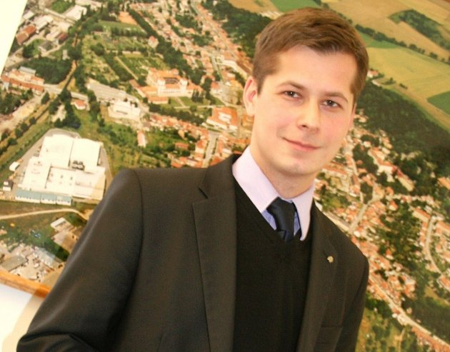 Bučovický starosta Jiří Horák.