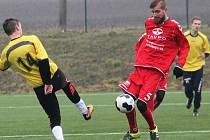 V přípravném utkání prohráli fotbalisté MFK Vyškov na domácím umělém trávníku s divizním FK Nové Sady 1:3.