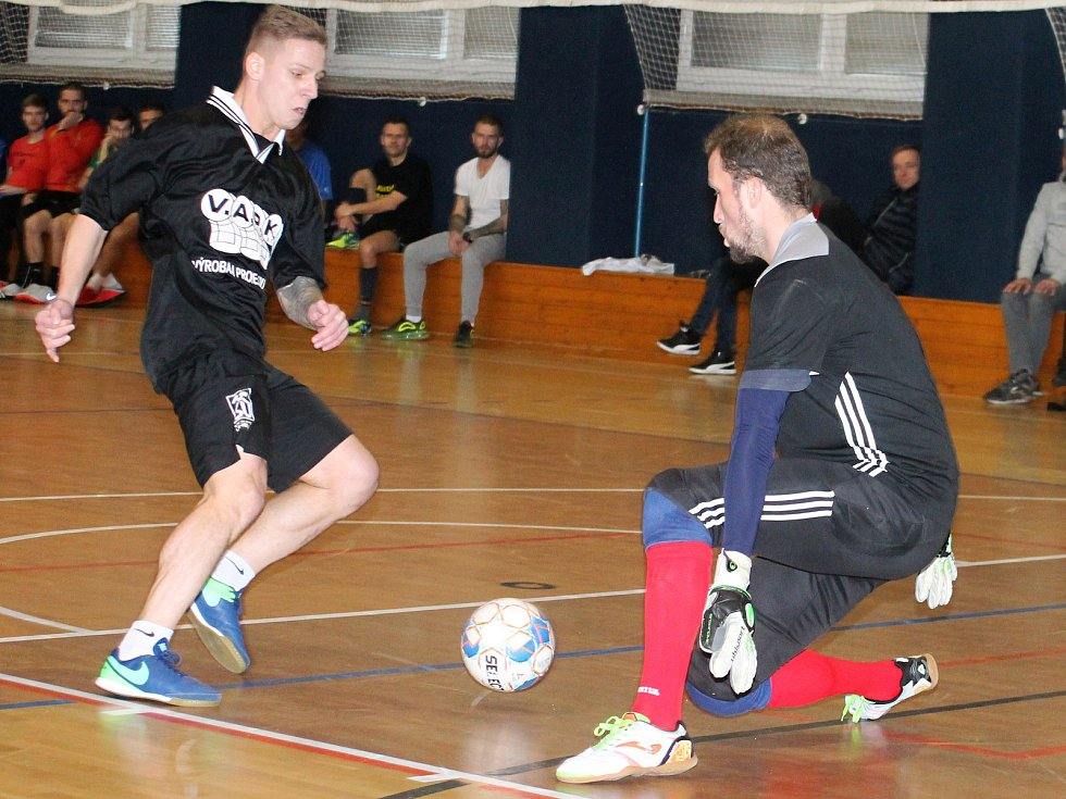 V zimním futsalovém Orel cupu ve Vyškově obhájilo prvenství vyškovské družstvo Přemci.