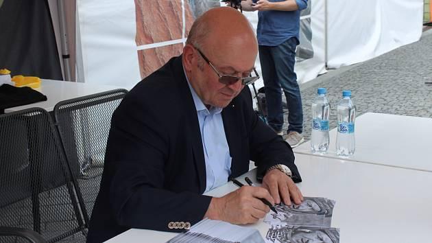 Československý kosmonaut Vladimír Remek