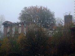 Bývalá ivanovická cihelna je součástí areálu, kde má vzniknout lesopark.