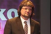 Trenér Vladimír Golda.