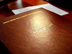 Sedmatřicet úspěšných učňů z vyškovské Střední odborné školy a Středního odborného učiliště Sochorova si ve středu mohlo převzít výuční listy v obřadní síni ve Vyškově.