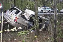 Tragická nehoda u Nížkovic