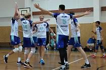 Volejbalisté Sokola Bučovice zahajují první ligu.