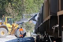 Vyškovští už léta usilují o přesun tamního nákladového nádraží.
