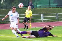Ve čtvrtém kole moravskoslezské divize remirovali fotbalisté MFK Vyškov s SFK Vrchovina 1:1.