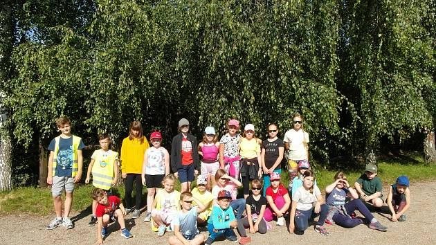 Příměstský tábor Hrátky se zvířátky připravil v červenci program pro děti z Vyškova a okolí.
