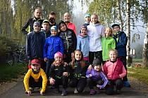 Atletický oddíl Orla Vyškov zavítal na běžecké závody do Telče.