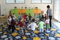 Děti v Mateřské škole Drnovice. Ilustrační foto.