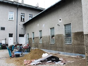 Konec skanzenu ve Vyškově. Oprava vlakového nádraží začala dřív