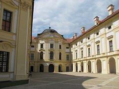 Zámek ve Slavkově u Brna
