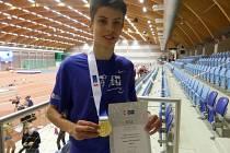 Halového mistrovství ČR dorostu a juniorů se zúčastnilo šest atletů AHA Vyškov. Mario Hajzler se stal mistrem republiky dorostu.