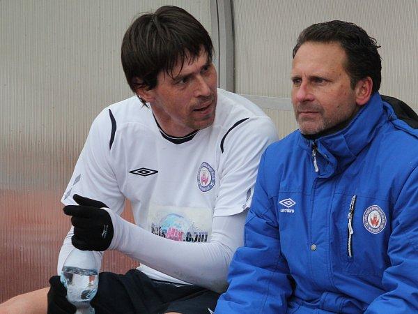 Fotbalista Jan Trousil oslavil čtyřicet let.