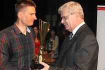 Ve Slavkově u Brna byly slavnostně vyhlášeny výsledky ankety nejlepší sportovec okresu Vyškov za rok 2017.