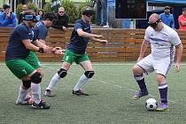 Blind Football Cup Bučovice, snímky z předchozího ročníku.