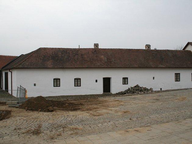 Ilustrační foto - rodný dům Klementa Gottwalda.