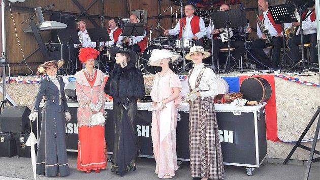 Křenovice oslavily výročí republiky