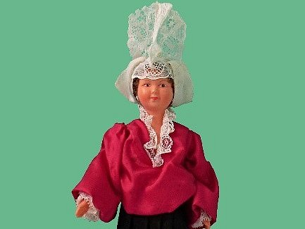 Panenka ze slavkovské výstavy Francie, jak ji neznáte.