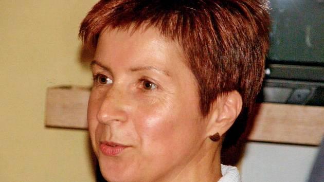 Dagmar Bukvaldová, zástupkyně ředitele ZUŠ Vyškov a učitelka hry na flétnu.