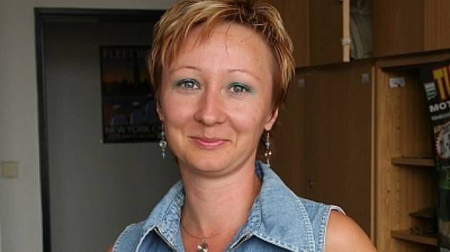 Lenka Chrástová