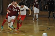 V závěrečném utkání tohoto ročníku II. ligy futsalisté Amoru Vyškov porazili AC Jeseník 3:0.