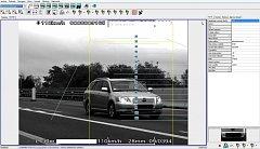 Systém Scarabeus, jímž vyškovská radnice ve spolupráci s policií kontroluje dodržování rychlosti na silnicích.