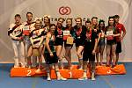 Glitter Stars ze Slavkova u Brna, cheerleading