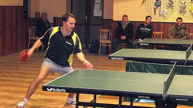 Vítěz turnaje Vladislav Jeřábek.