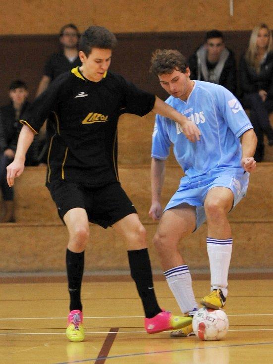 V 7. kole futsalové divize E porazil Lazor-Domus Vyškov Remos Oslavany 12:7.